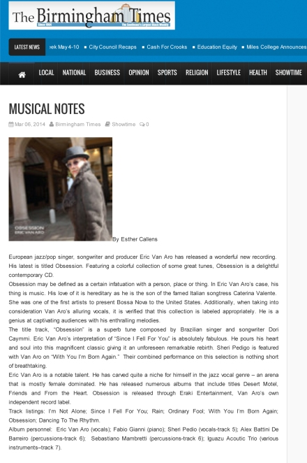The Birmingham Times – MUSICAL NOTES-2